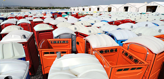 Champion Portable Toilets in Ennis,  TX